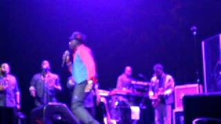 Anthony Hamilton - Float (Sexy! Live 11-09-11, Woo Tour, Club Nokia L.A.)