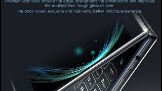 vKworld T2 flip phone better than Lenovo A588T review in English by japanese-phones.com.ua