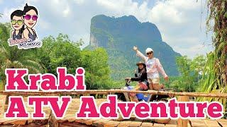 ATV Adventure in Krabi : ขับ ATV ตะลุยที่กระบี่