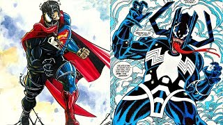 TODOS Los Personajes Que Han Usado a VENOM Explicados (Eddie,Peter,Galactus,Deadpool,Hulk,Thor,etc)