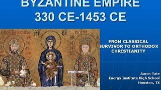 Byzantine Empire AP World History