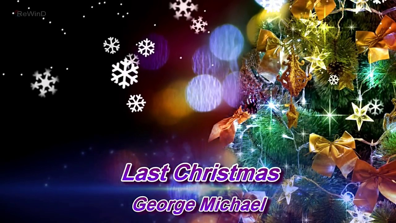 Last Christmas George Michael song &lyrics - YouTube