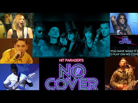 New Battle of the Bands TV series 'No Cover' TV w/Alice Cooper, Lzzy Hale, Tosin Abasi, Rossdale