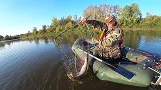 Как ПОСТАВИТЬ Перемёт от НАЧАЛА и до КОНЦА! Рыбалка на ПЕРЕМЁТ!