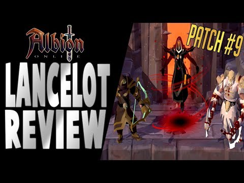 Albion Online   Lancelot Patch #9 Discussion And Review