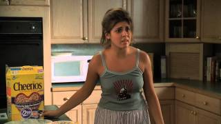 The Sopranos - Meadow gets punished for trashing grandma