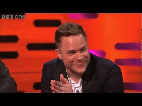 Graham embarrasses Olly Murs - The Graham Norton Show - Series 12 Episode 18 preview - BBC One