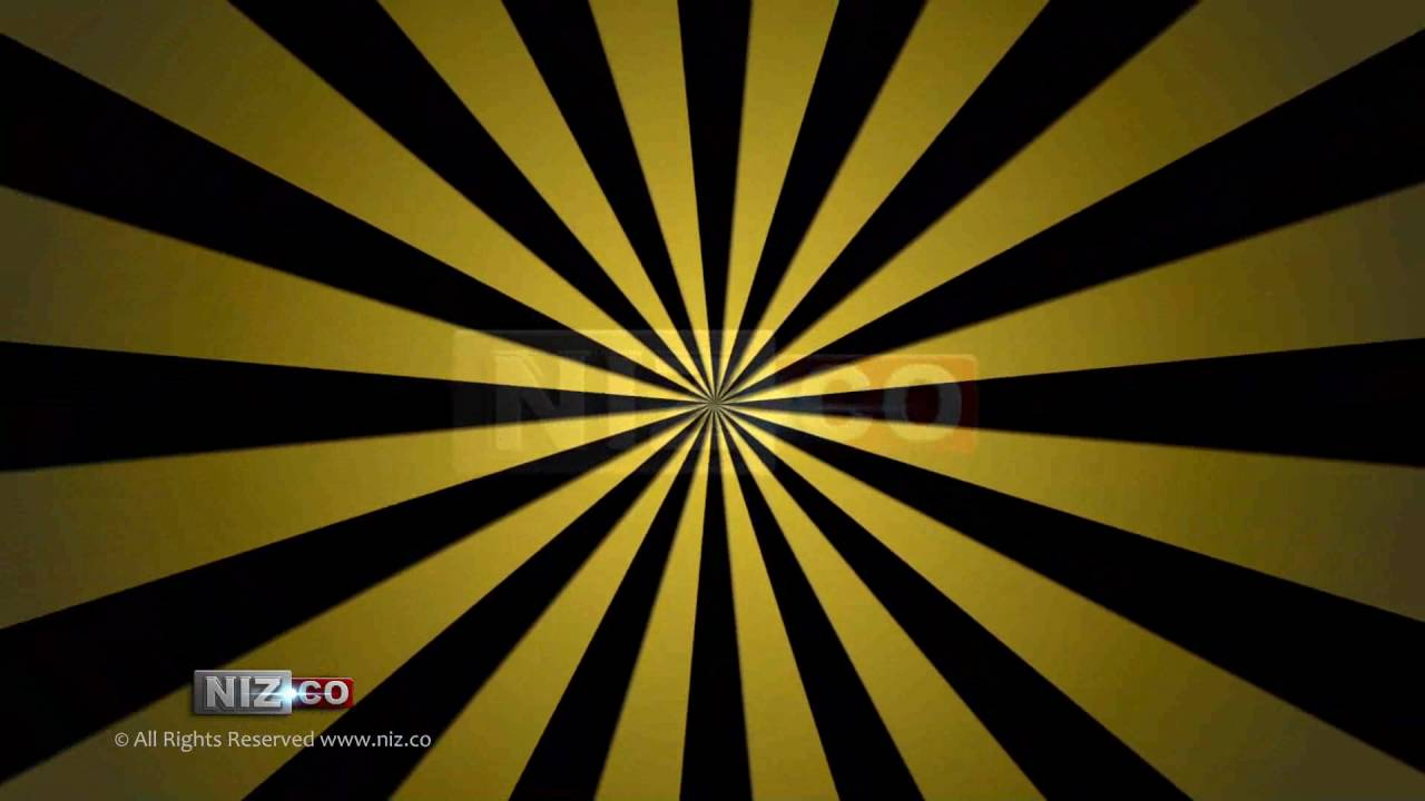 black gold rays royalty free background loop hd 1080p