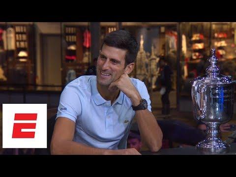 2018 US Open interview: Novak Djokovic after defeating Juan Martin del Potro in men's final  ESPN