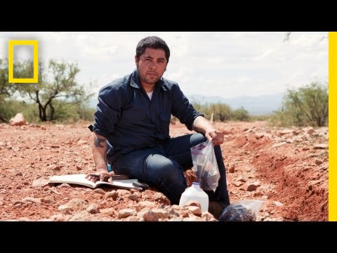 Jason De León: Decoding Stories of Border Crossing | Nat Geo Live