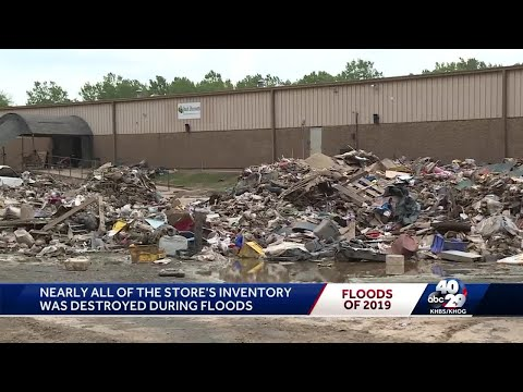 Steve Knoll - River Valley Businesses Continue to Struggle After Epic Flood