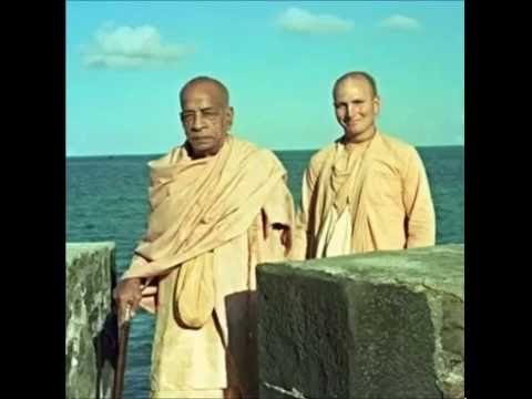 Srila Prabhupada -- Krsna Book Dict 62   The Meeting of Usa and Anirudha