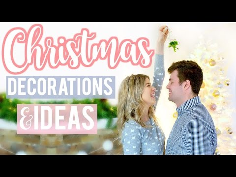 ❄️ HOLIDAY DECORATIONS & IDEAS ❄️
