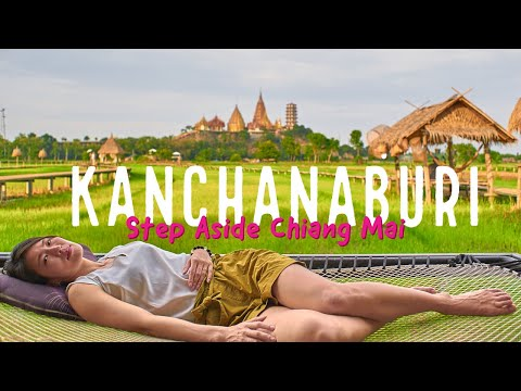 MUST GO $3 Train Ride to Kanchanaburi Thailand