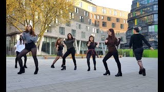 Miniskirt by AOA | QMUL KDC Cover