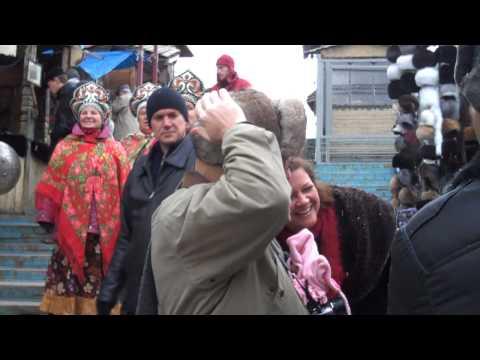 At Ismailova Market