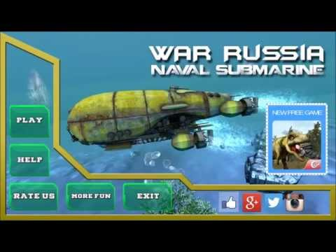 Naval Submarine War Rusia 2