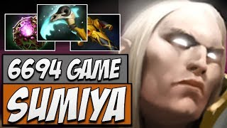 Sumiya Invoker - 6694 Matches | Dota 2 Gameplay