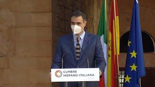 Sánchez achaca las tensiones en el Gobierno a la falta de experiencia en coaliciones