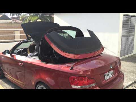 PANAMA CAR SALE BMW 120I CABRIO   | PANAMACARSALE.COM