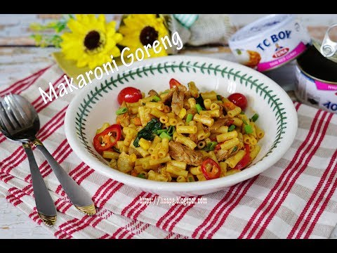 makaroni-goreng-simple|-pasta-goreng-mudah-dan-sedap