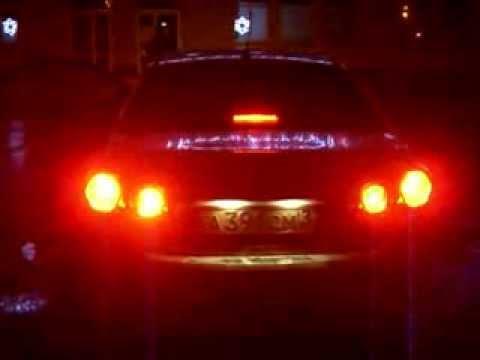 Задние фонари в стиле Corvett