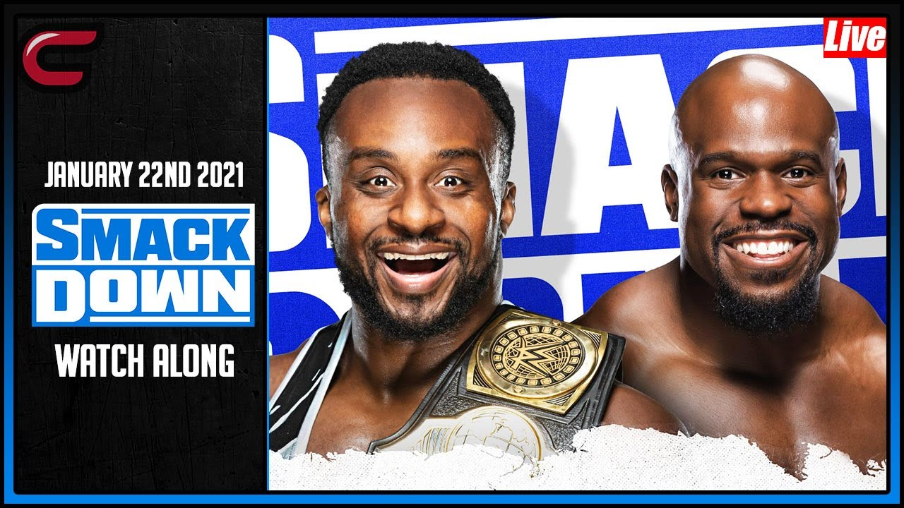Download WWE Smackdown January 22nd 2021 Live Stream: Full Show Watch Along
