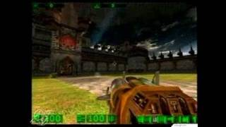 Serious Sam: The Second Encounter PC Games Gameplay