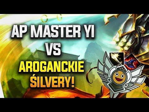 AP Master Yi vs Aroganckie Śilvery