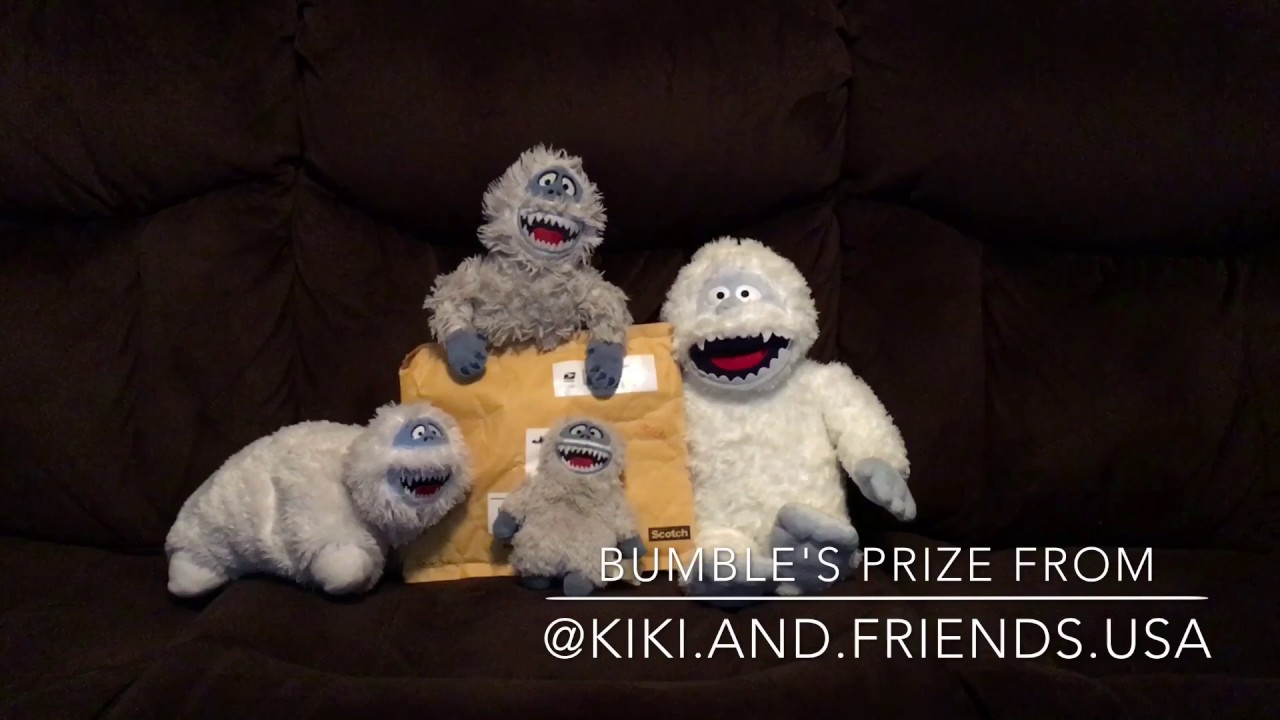 Bumble\'s Prize from Kiki and Friends USA! - YouTube