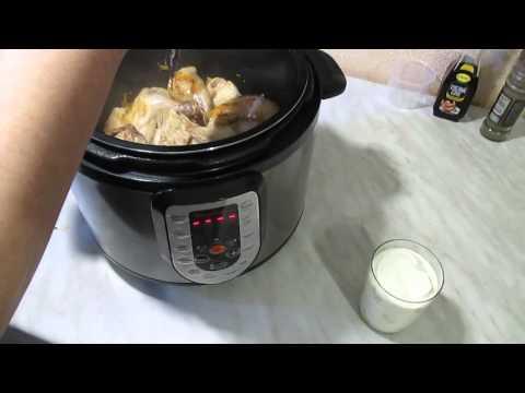 Как готовить кролика в мультиварке