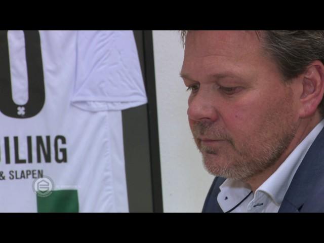 Henk de Jong van accountmanager weer naar trainer