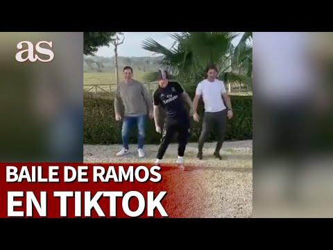 Sergio Ramos El Baile Del Tubo De Escape Y Otros Momentos Graciosos