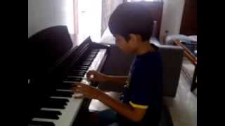 Indian National Anthem (Jana Gana Mana) Piano Solo
