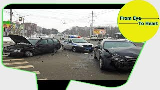 Car Crash) very Shock dash camera 2018 NEW By Top Speed Motor HD (1212) HD