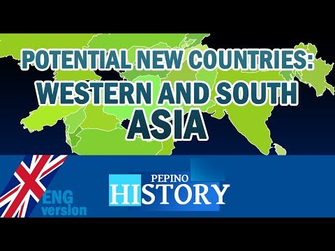 POTENTIAL NEW COUNTRIES: WESTERN AND SOUTH ASIA
