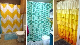 10 Low Cost and Simple DIY Shower Ideas
