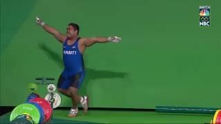 FUNNIEST MAN AT THE OLYMPIC GAMES IN RIO - David Katoatau Dance