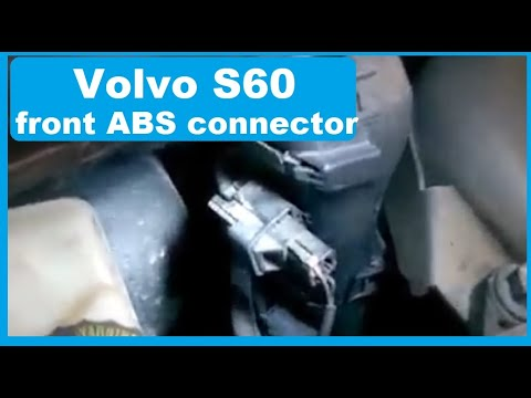 Volvo S60 Abs Wire Bracket To The Strut  2001-2009