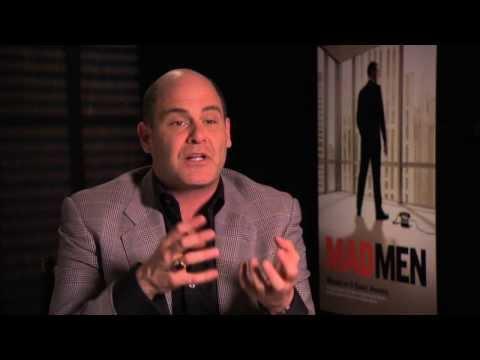 Mad Men Season 4 Interview Matthew Weiner