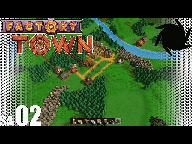 Factory Town - S04E02 - Cloth Conveyor Belts