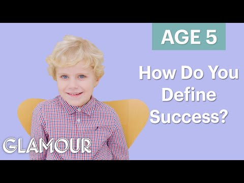 Men Ages 5-75: How Do You Define Success? | Glamour