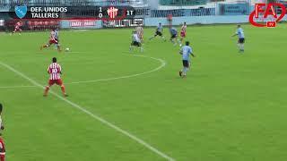 FATV 18/19 Fecha 13 - Defensores Unidos 1 - Talleres 1