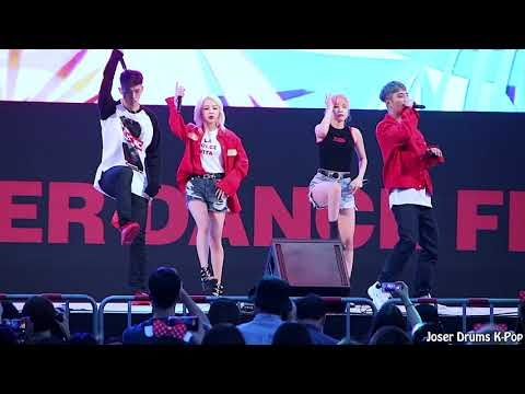 180623 K.A.R.D - Don`t Recall - World Cup Cheering
