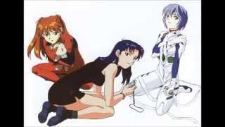 Sung by Megumi Hayashibara (Rei Ayanami), Yūko Miyamura (Asuka Lang...