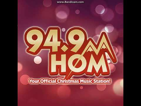 25 Days of Christmas Radio 2017: Day 5: WHOM 949 HOM Station ID December 5, 2017 6:01pm