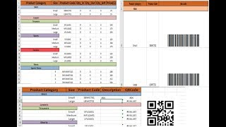 Protik ganguly: this is a simple barcode-based inventory management system using ms excel for small businesses or young who do not wish to invest ...