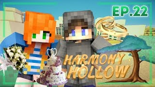 WEDDING PLANNING! - Harmony Hollow Modded SMP Season 2 - Ep.22 W/Marielitai