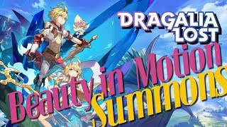 Dragalia Lost - Summons - Beauty in Motion Banner