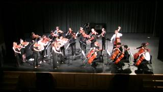 TIFS - Serenade for Strings in C major, Op.48 by P. Tchaikovsky